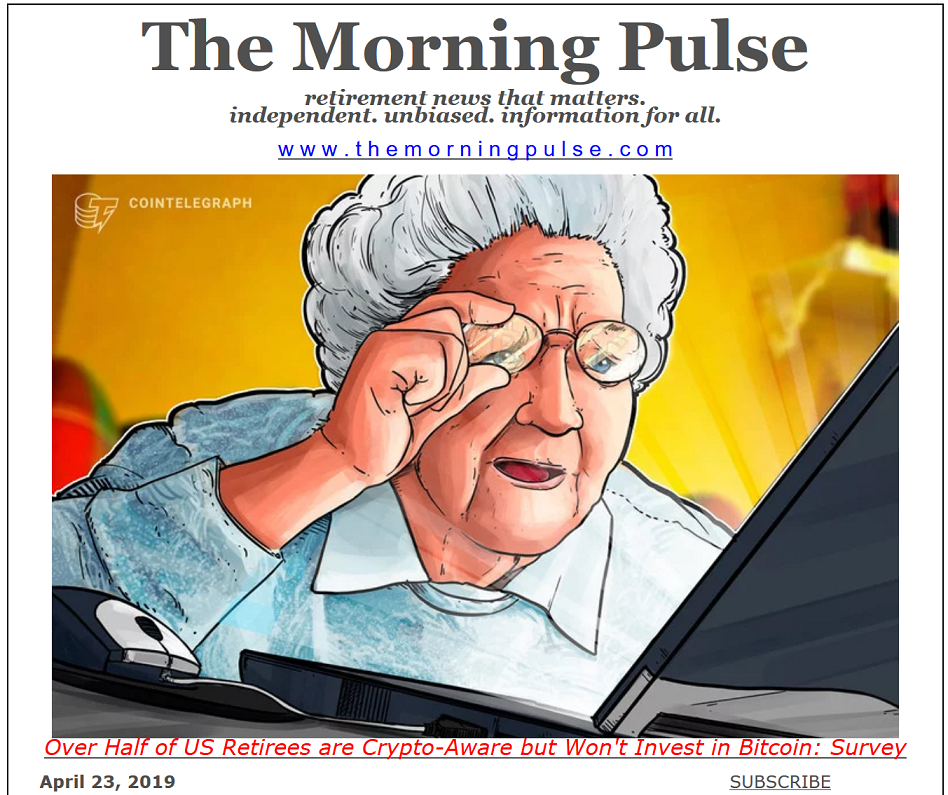 The Morning Pulse – April 23, 2019