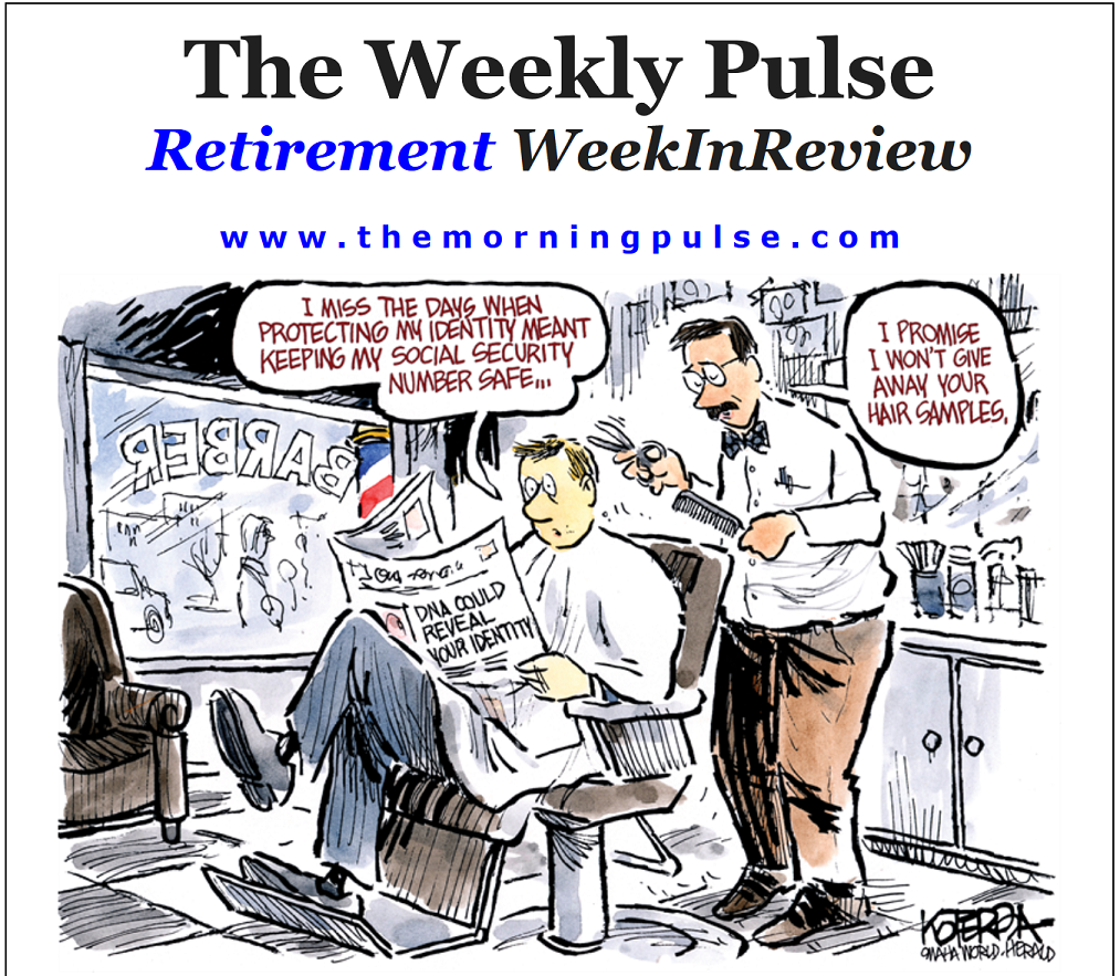 The Weekly Pulse – April 27, 2019