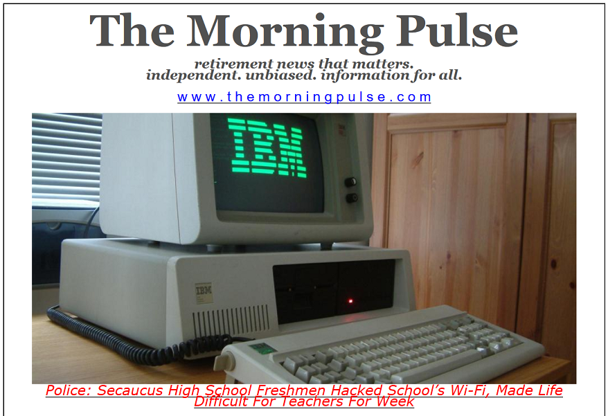 The Morning Pulse – April 4, 2019