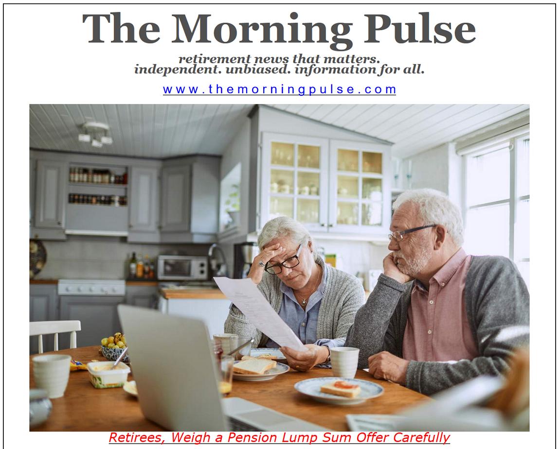 The Morning Pulse – May 1, 2019