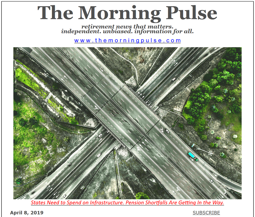 The Morning Pulse – April 8, 2019
