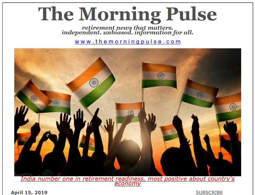 The Morning Pulse – April 15, 2019
