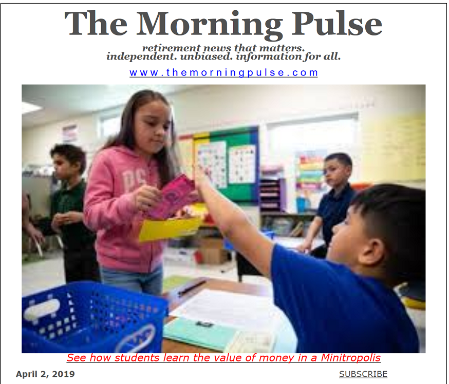 The Morning Pulse – April 2, 2019