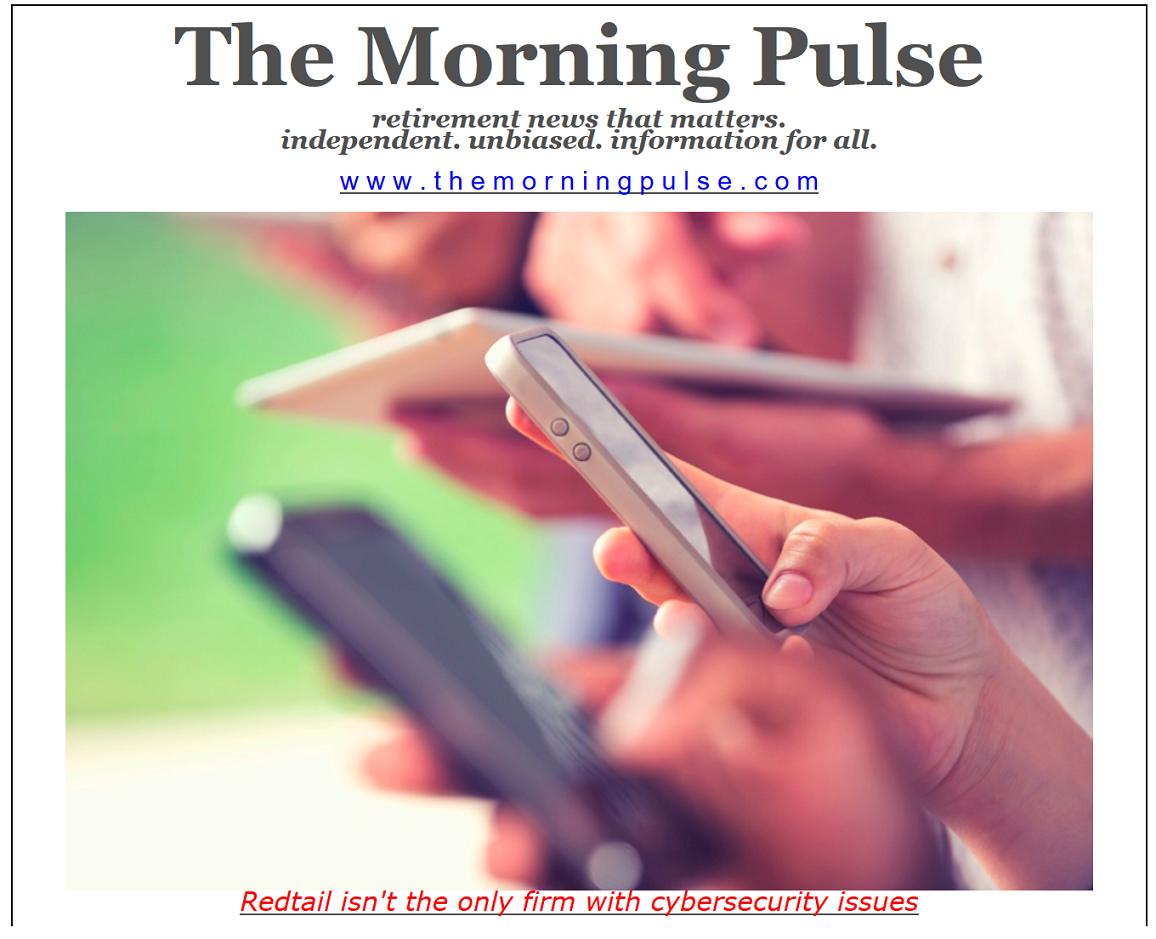 The Morning Pulse – May 30, 2019