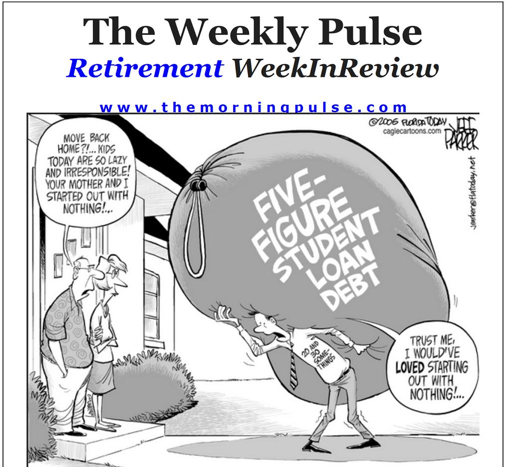 The Weekly Pulse – May 25, 2019