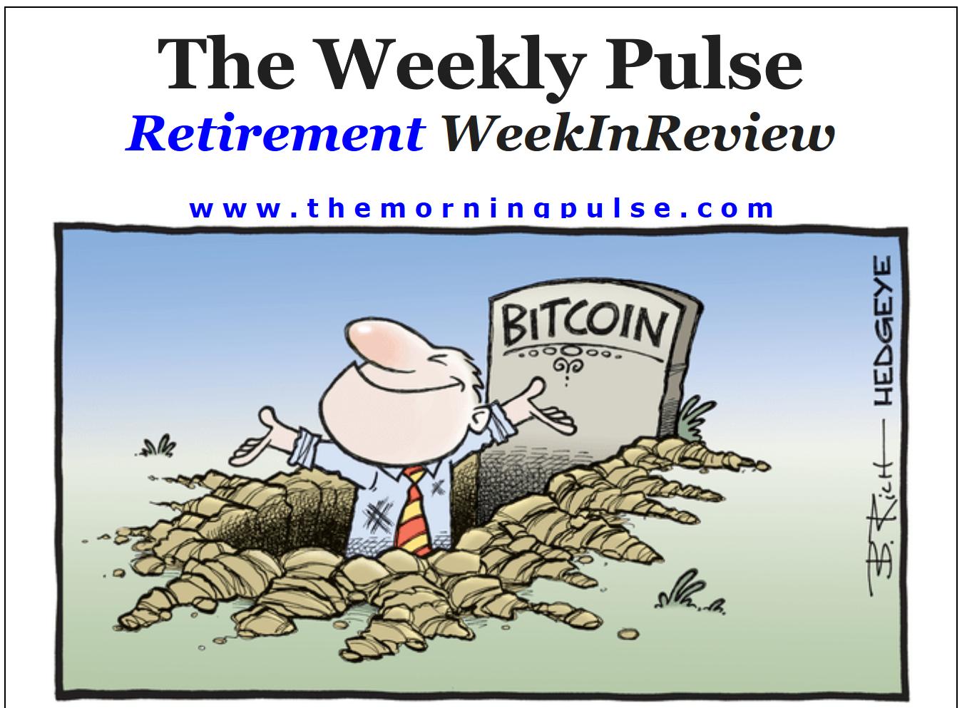 The Weekly Pulse – May 18, 2019