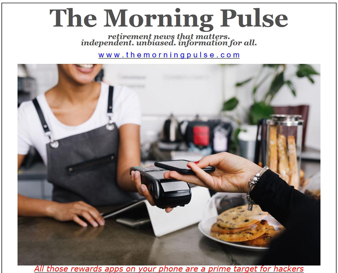 The Morning Pulse – May 15, 2019