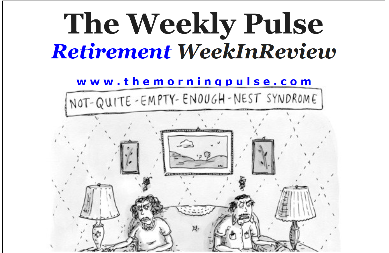 The Weekly Pulse – June 1, 2019