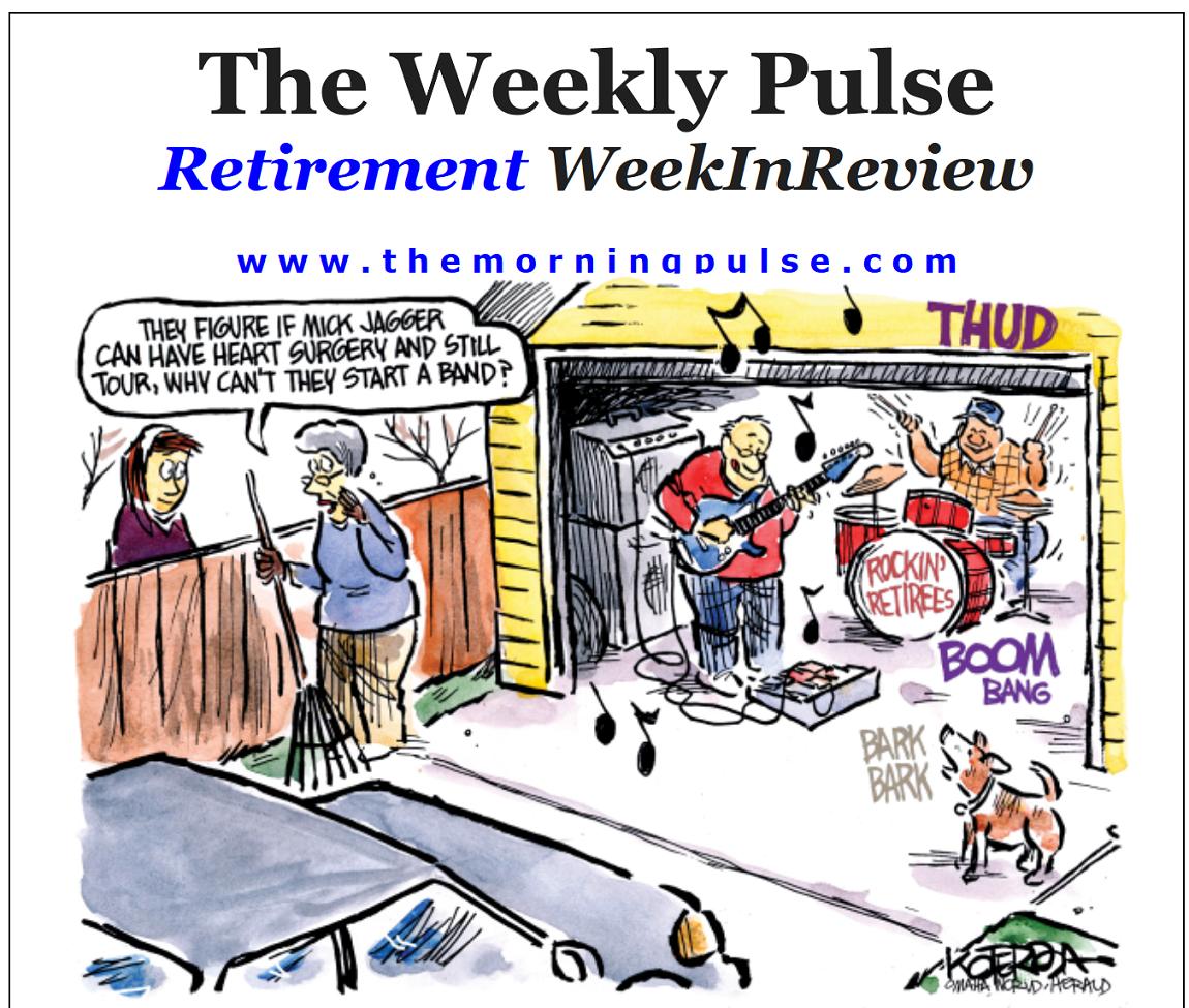 The Weekly Pulse – May 11, 2019