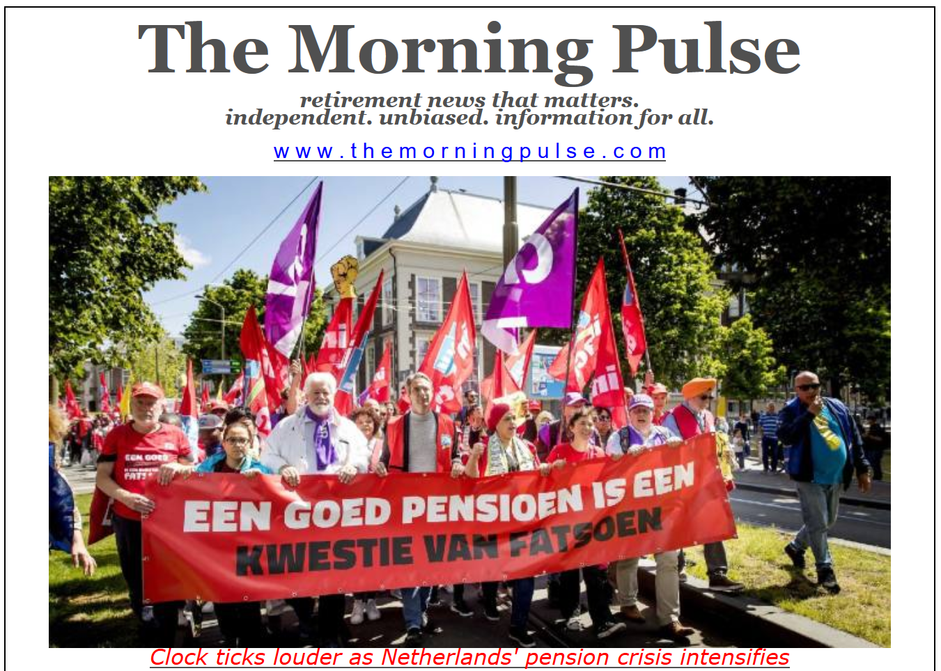 The Morning Pulse – June 4, 2019