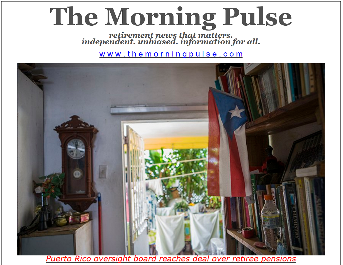 The Morning Pulse – June 14, 2019