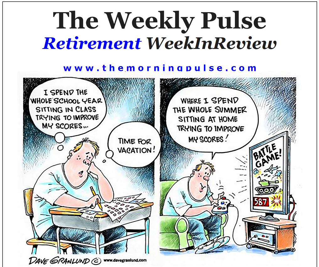 The Weekly Pulse – June 22, 2019