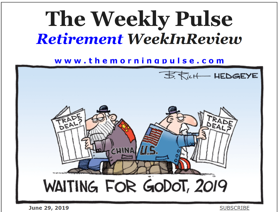 The Weekly Pulse – June 29, 2019