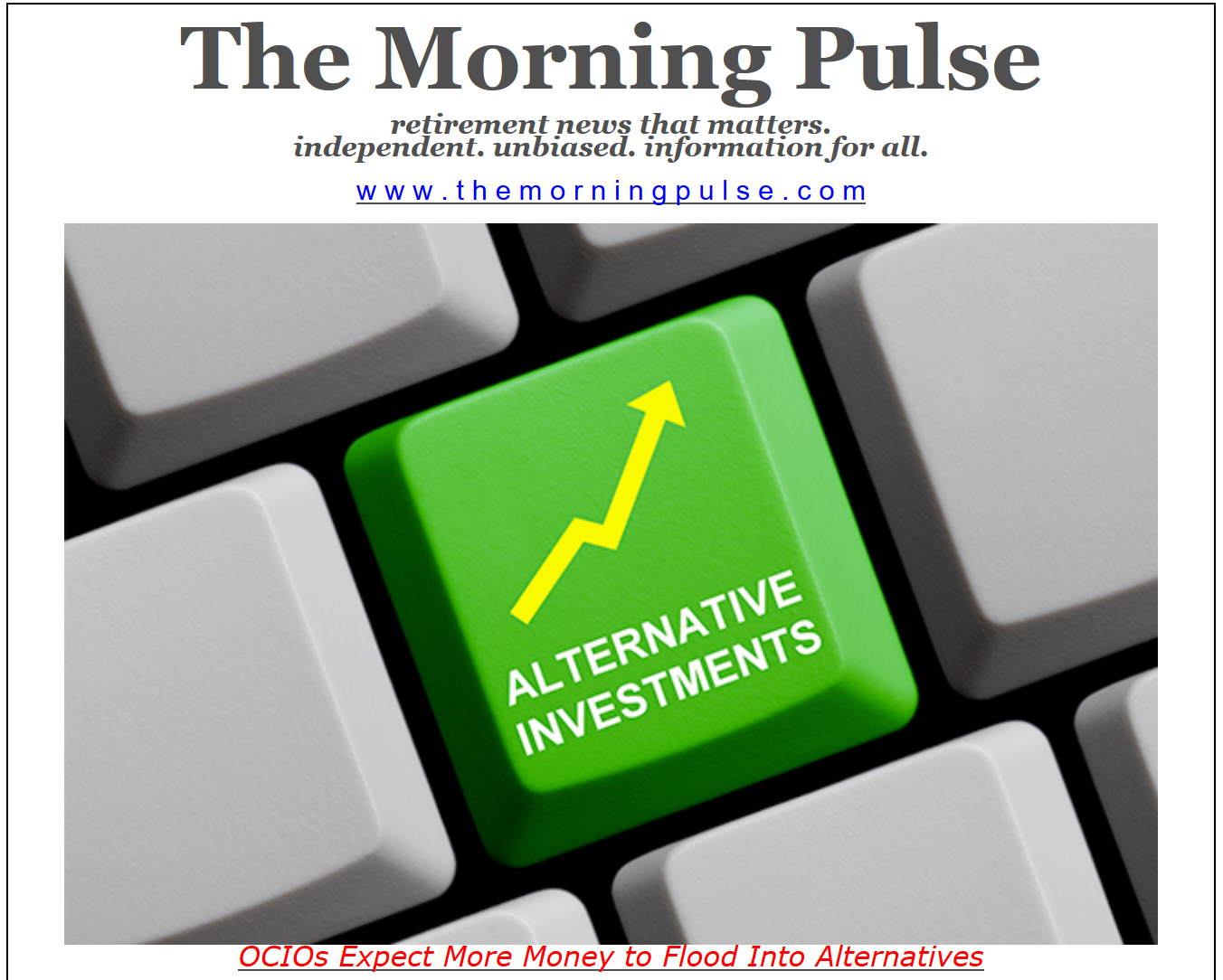 The Morning Pulse – June 5, 2019