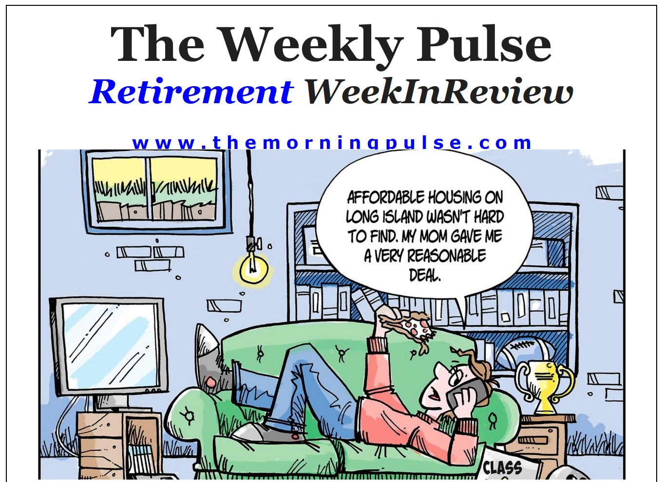 The Weekly Pulse – June 8, 2019