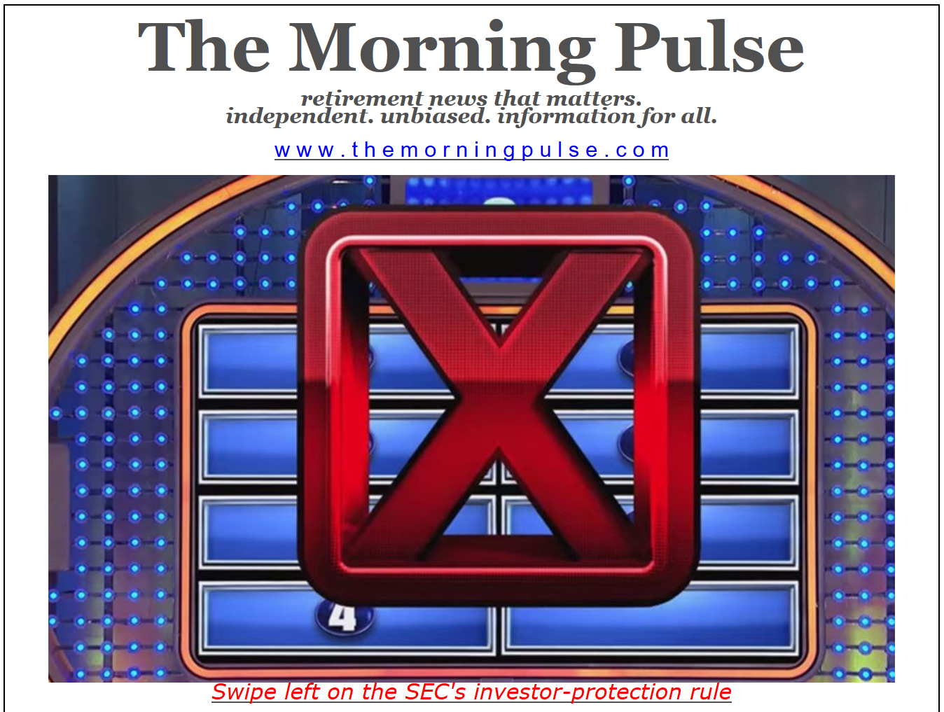 The Morning Pulse – June 11, 2019