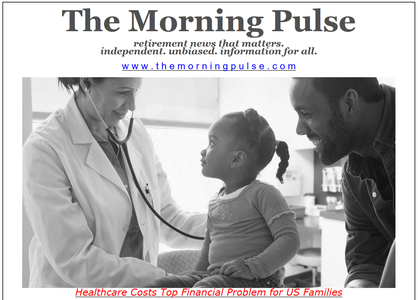 The Morning Pulse – June 3, 2019