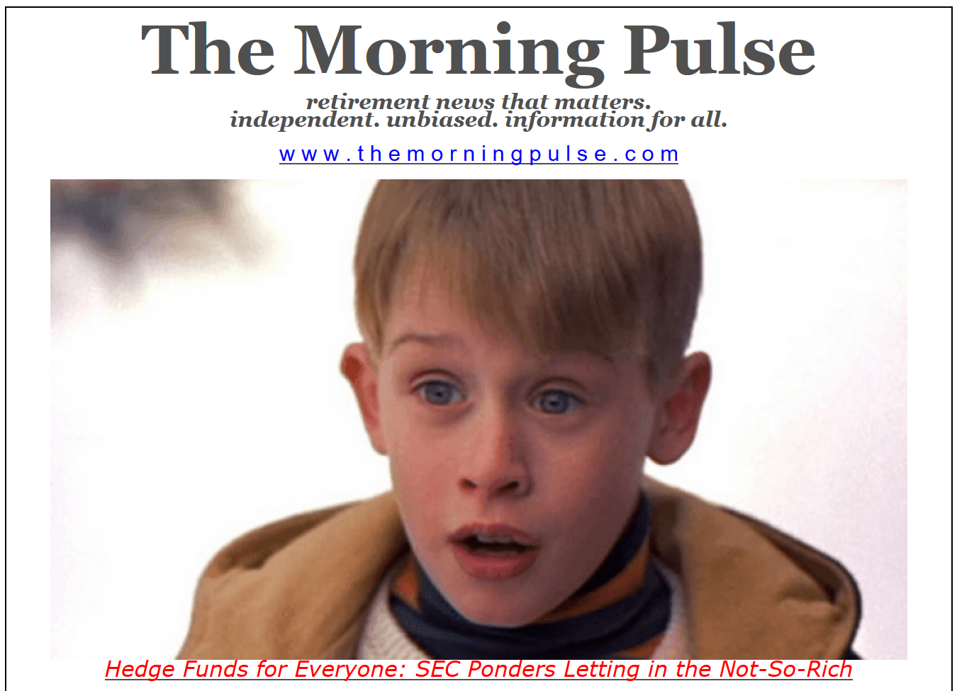 The Morning Pulse – June 20, 2019