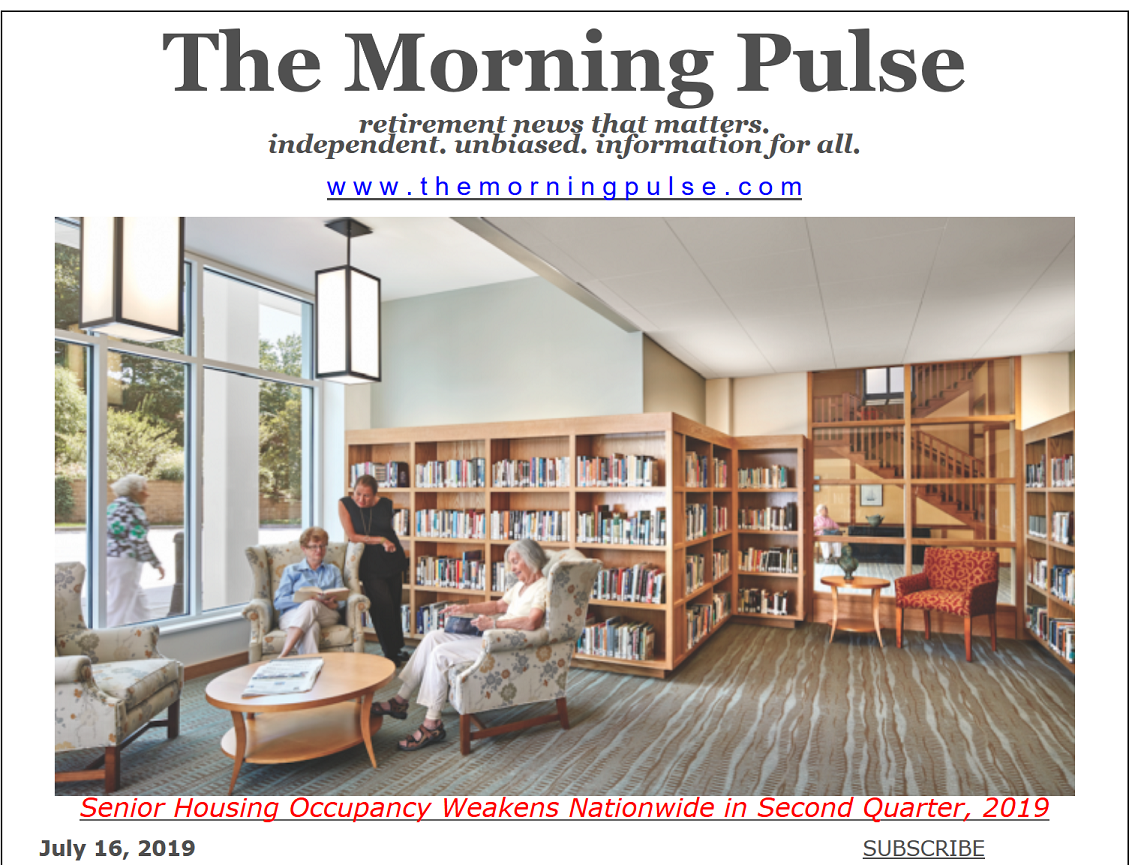 The Morning Pulse – July 16, 2019
