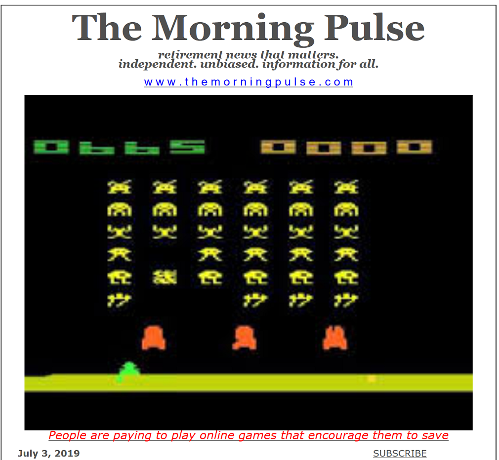 The Morning Pulse – July 3, 2019