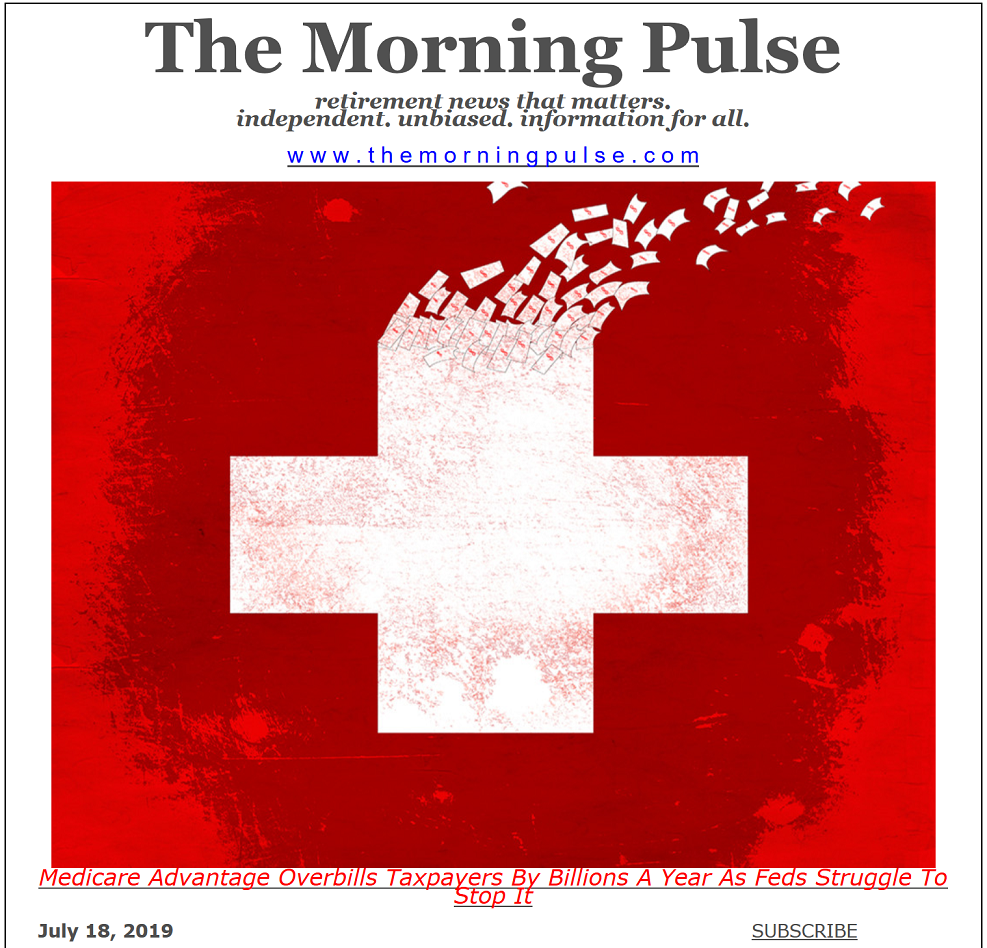 The Morning Pulse – July 18, 2019