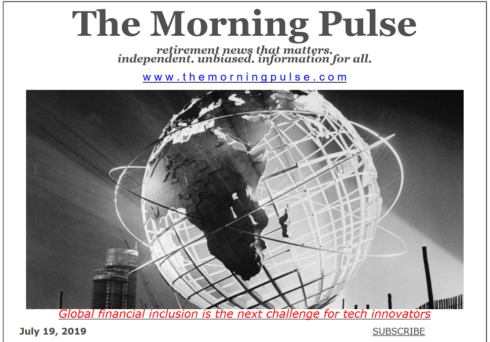 The Morning Pulse – July 19, 2019
