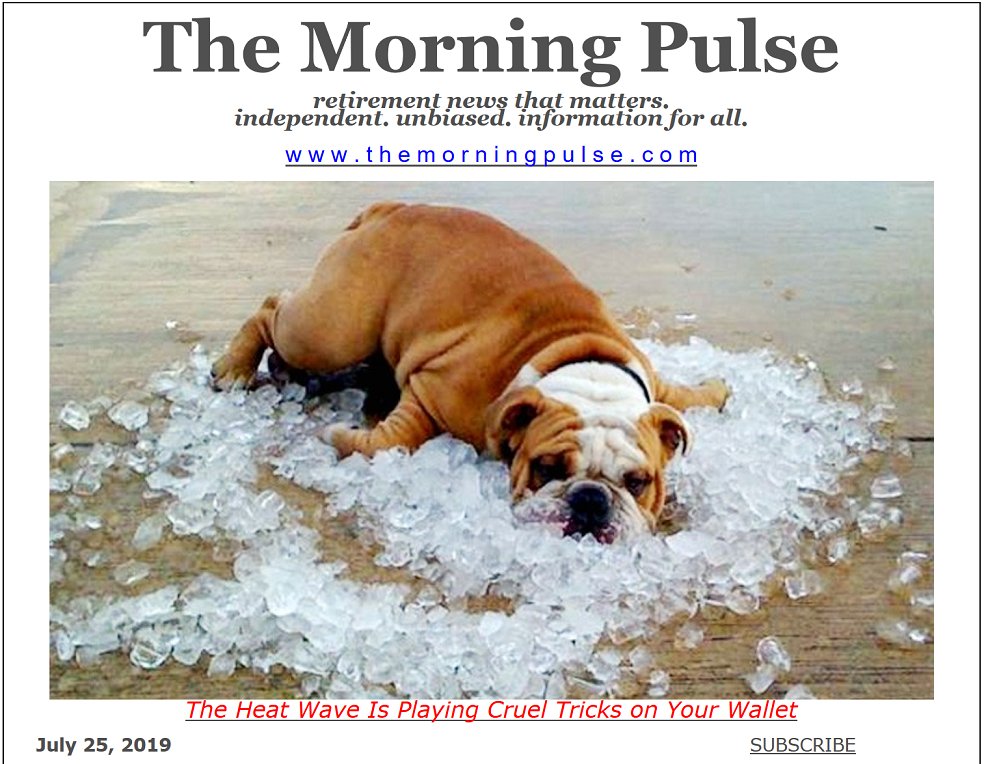The Morning Pulse – July 25, 2019