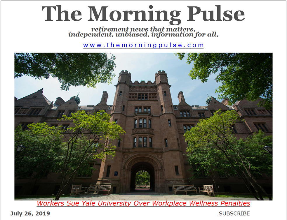 The Morning Pulse – July 26, 2019