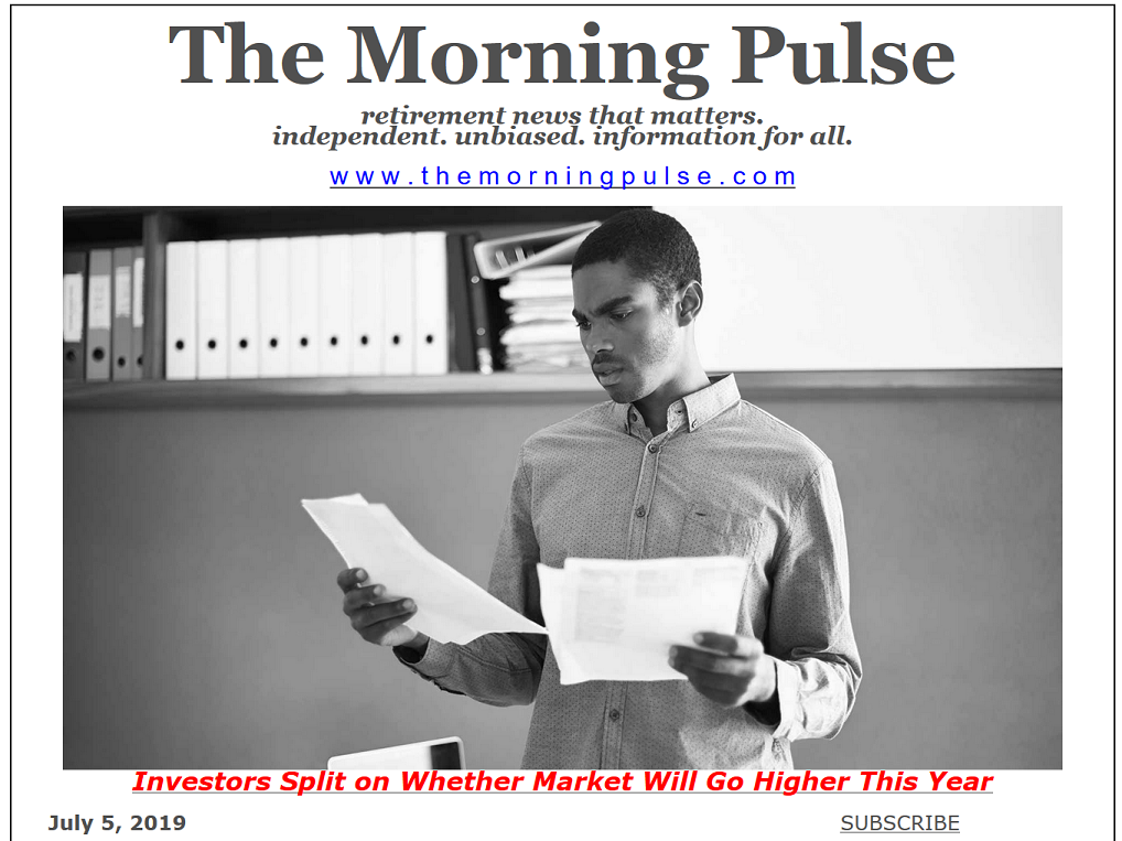 The Morning Pulse – July 5, 2019