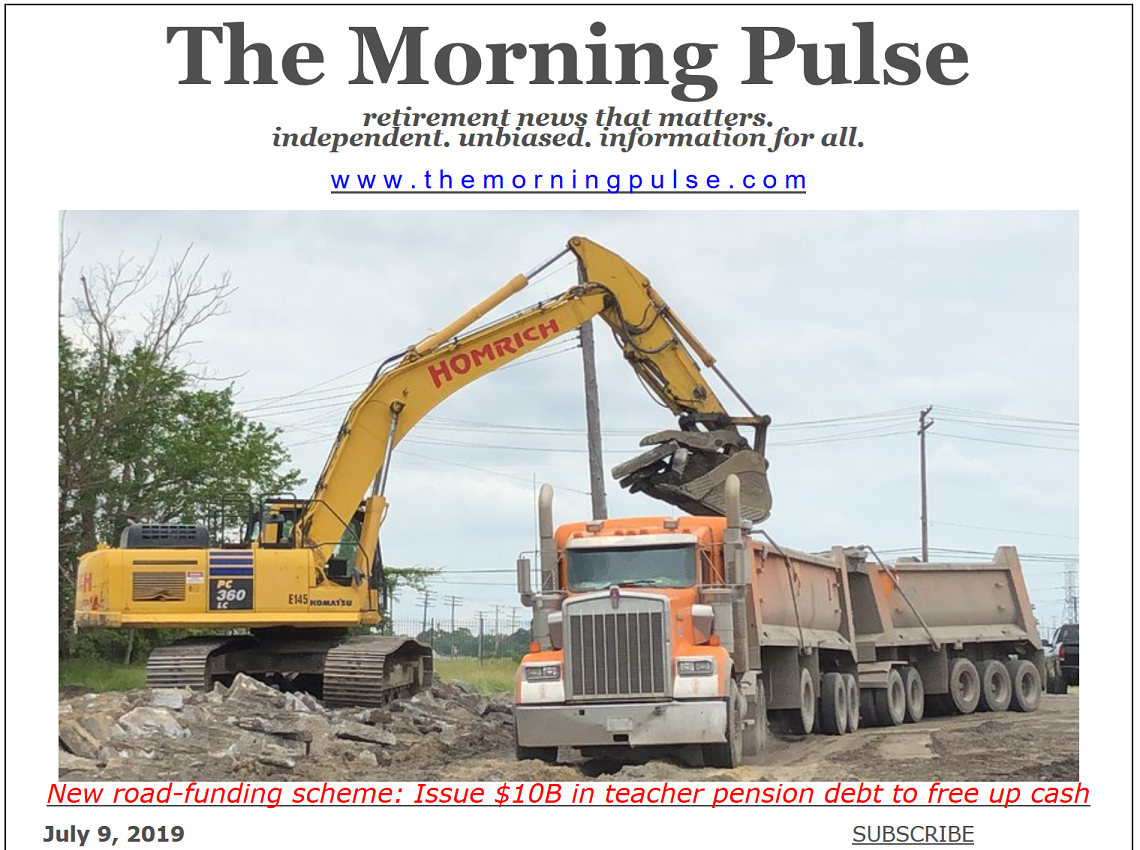 The Morning Pulse – July 9, 2019