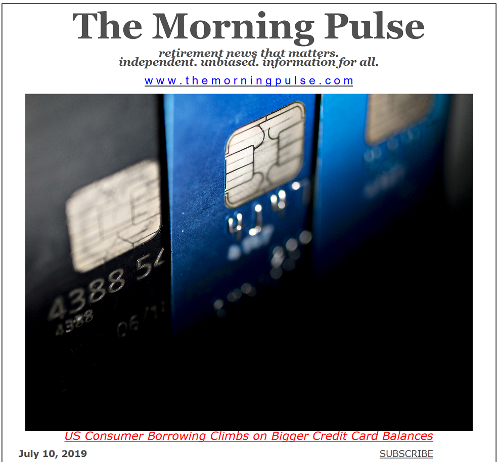 The Morning Pulse – July 10, 2019