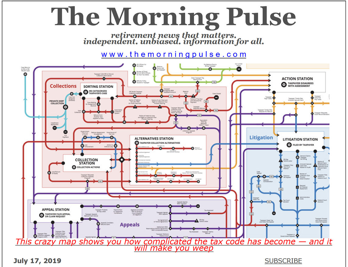 The Morning Pulse – July 17, 2019