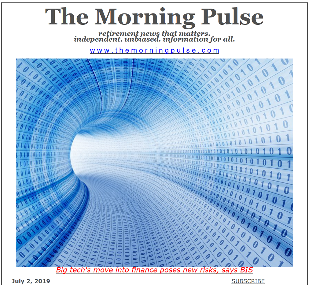 The Morning Pulse – July 2, 2019