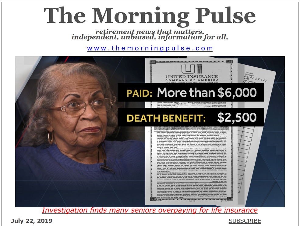 The Morning Pulse – July 22, 2019