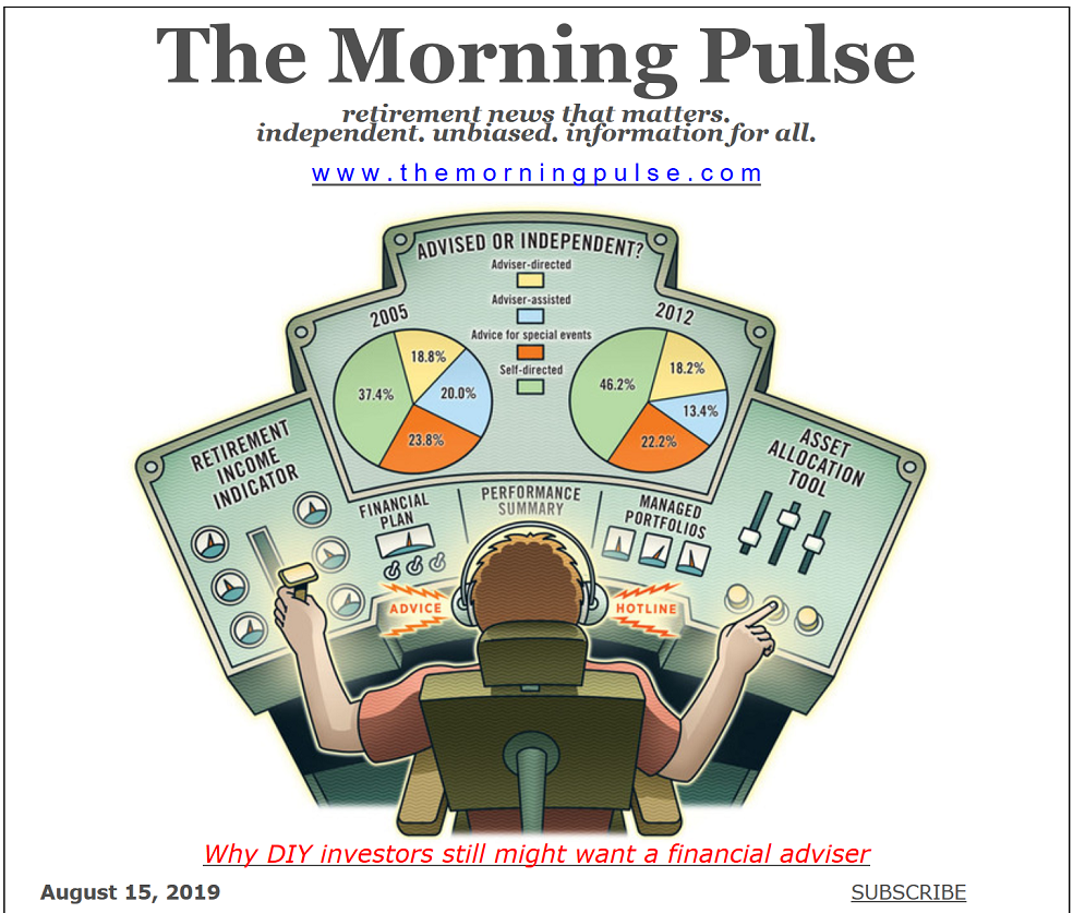 The Morning Pulse – August 15, 2019