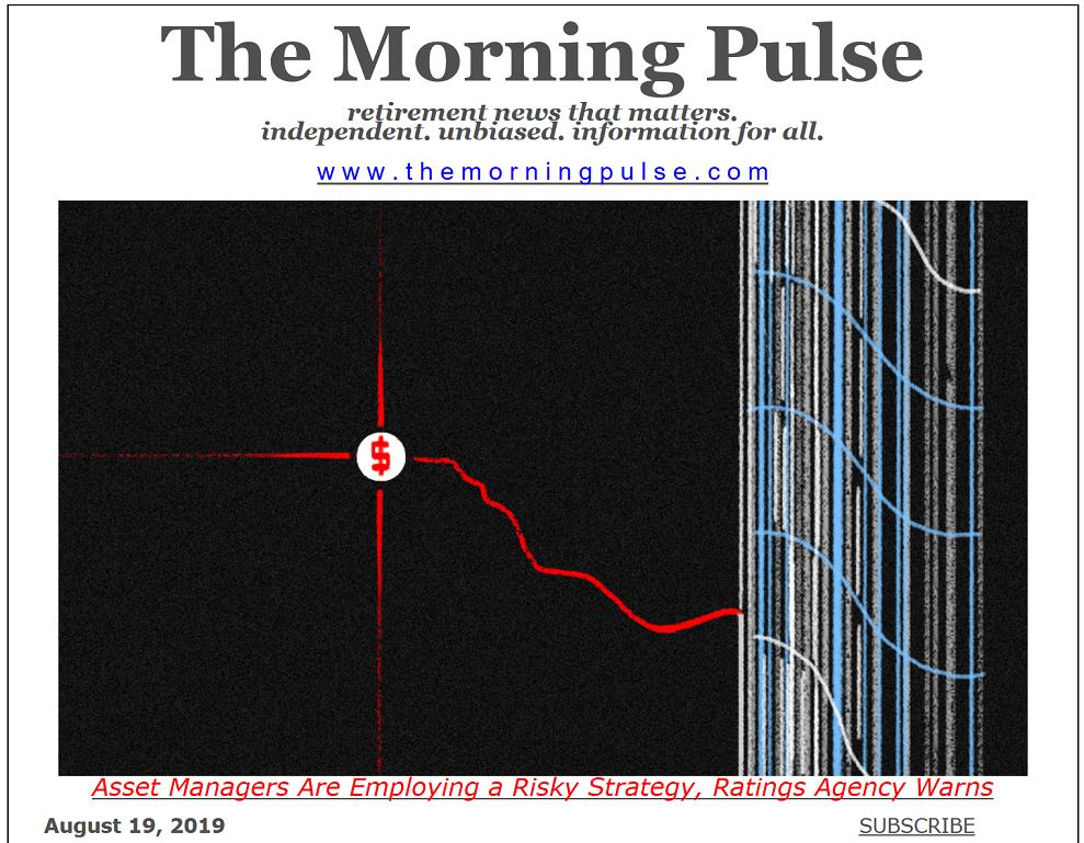 The Morning Pulse – August 19, 2019