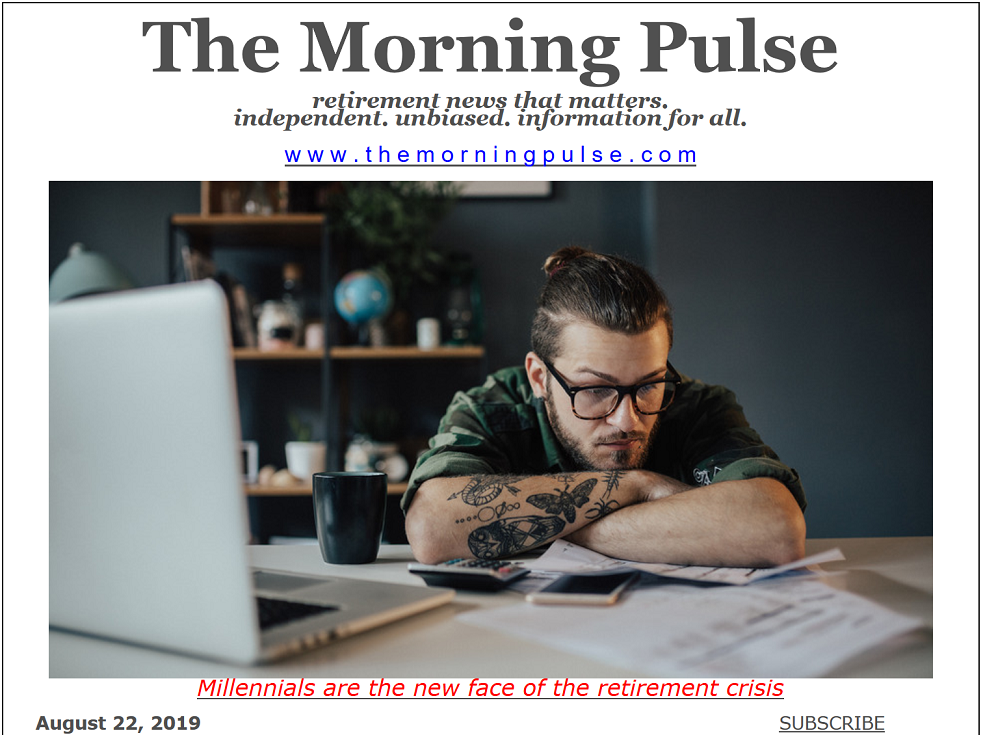 The Morning Pulse – August 22, 2019