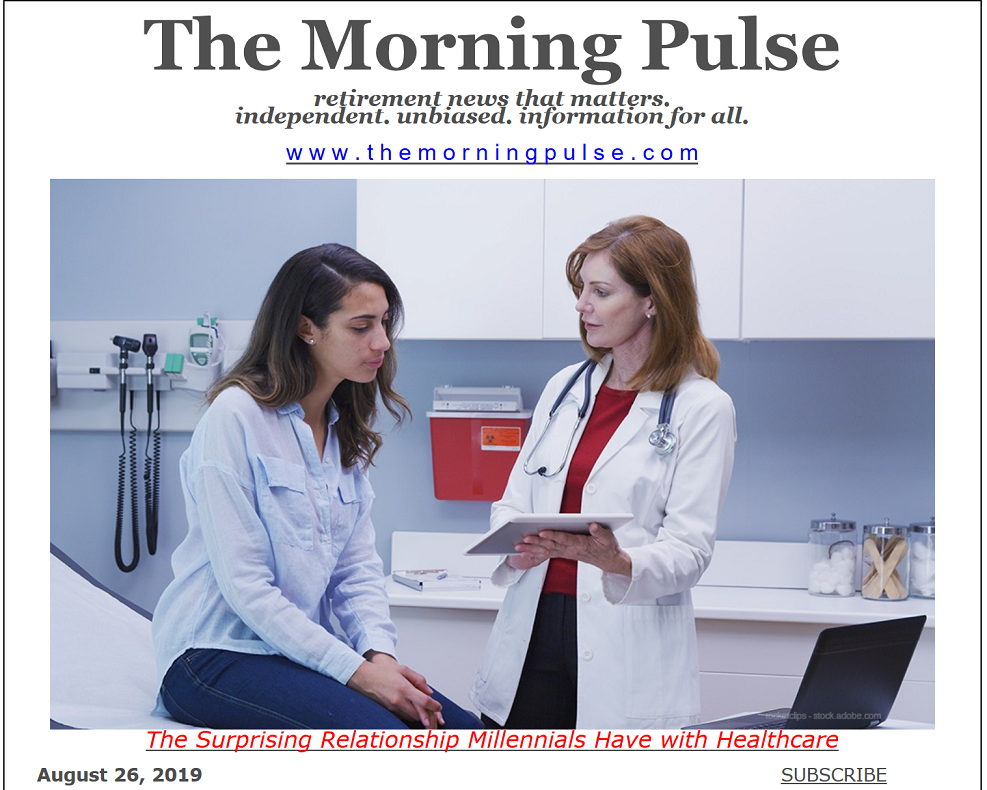 The Morning Pulse – August 26, 2019