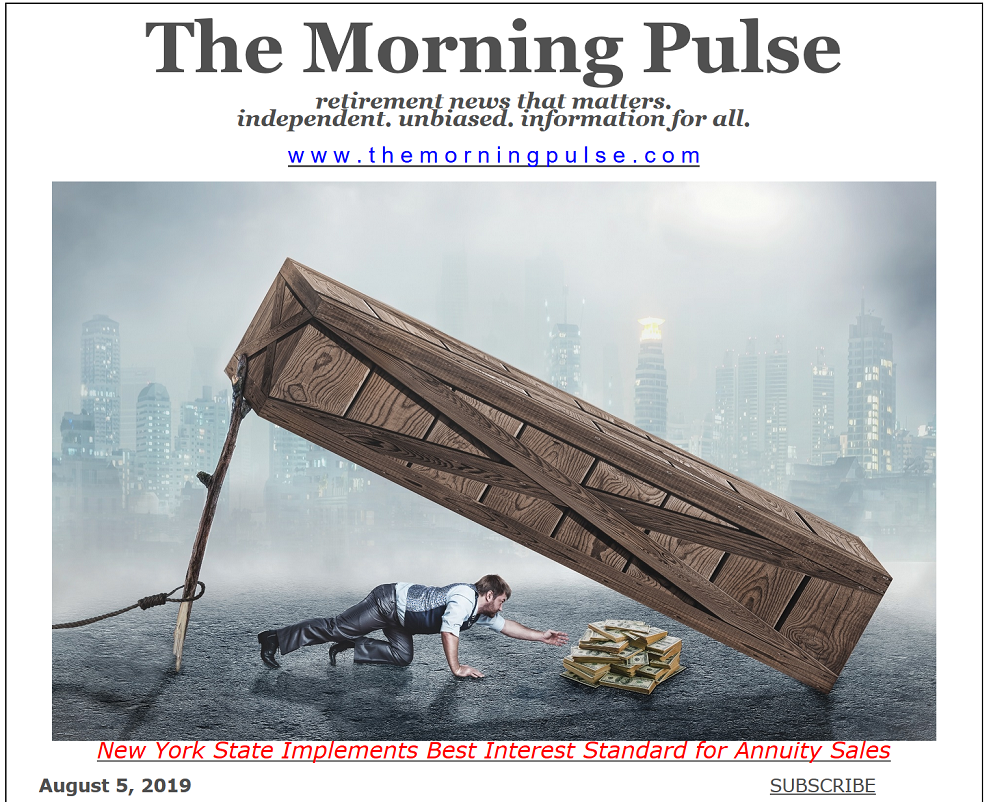 The Morning Pulse – August 5, 2019