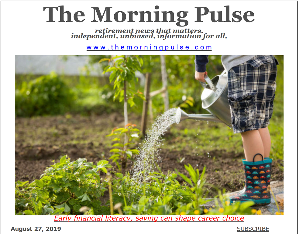 The Morning Pulse – August 27, 2019