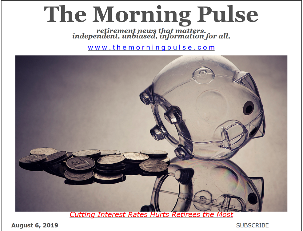 The Morning Pulse – August 6, 2019