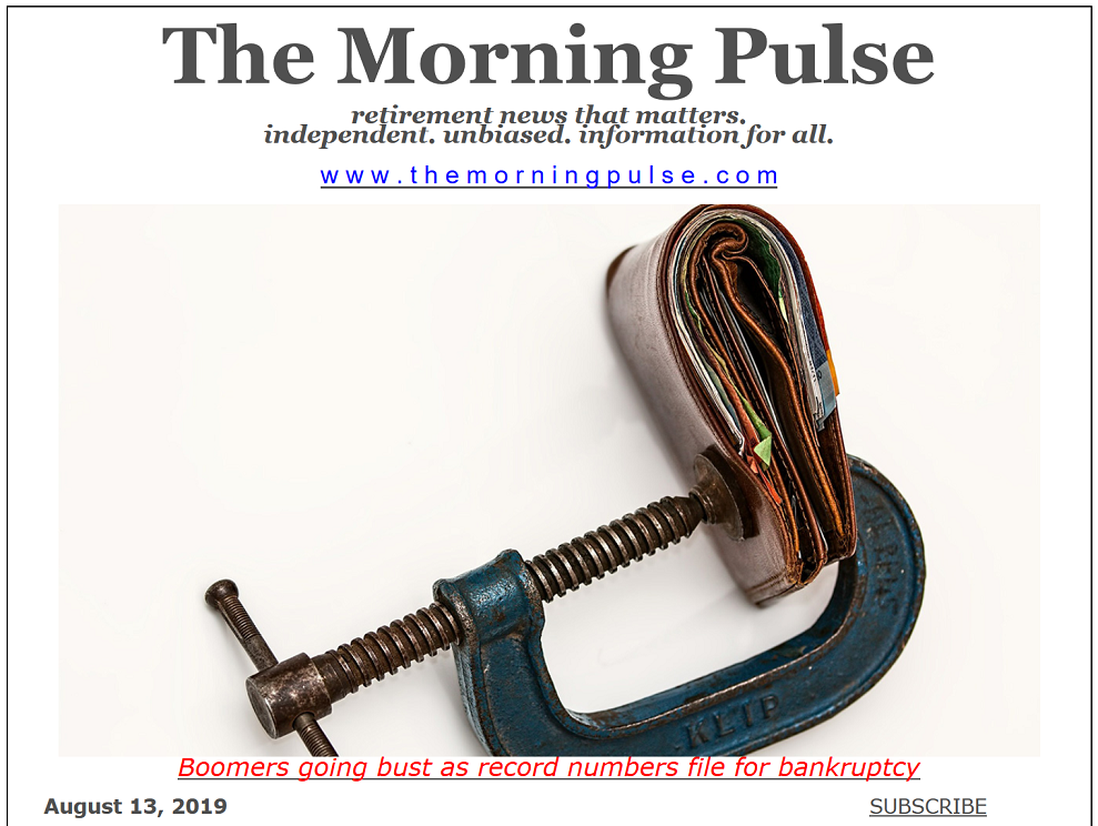 The Morning Pulse – August 13, 2019