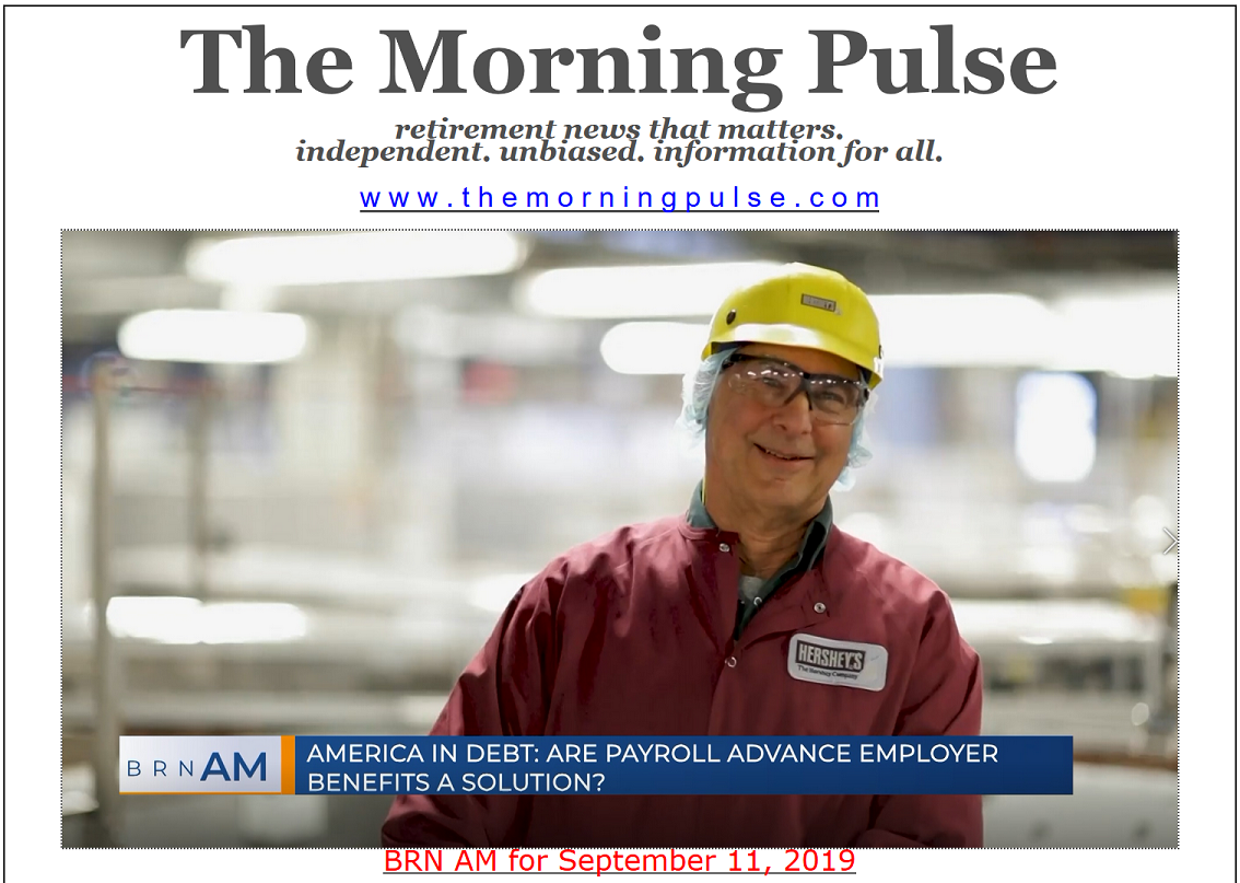 The Morning Pulse – September 11, 2019