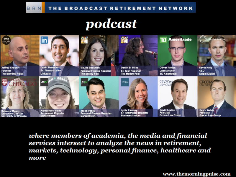 (Podcast) 10/20/19 In this episode: (1) The great diversity conundrum: what happens when women are in more senior corporate roles?, (2) Netflix reports a bounce back in Q3 earnings, but loses subscribers and Sears: a cautionary tale for retail shoppers this holiday season?, and more.