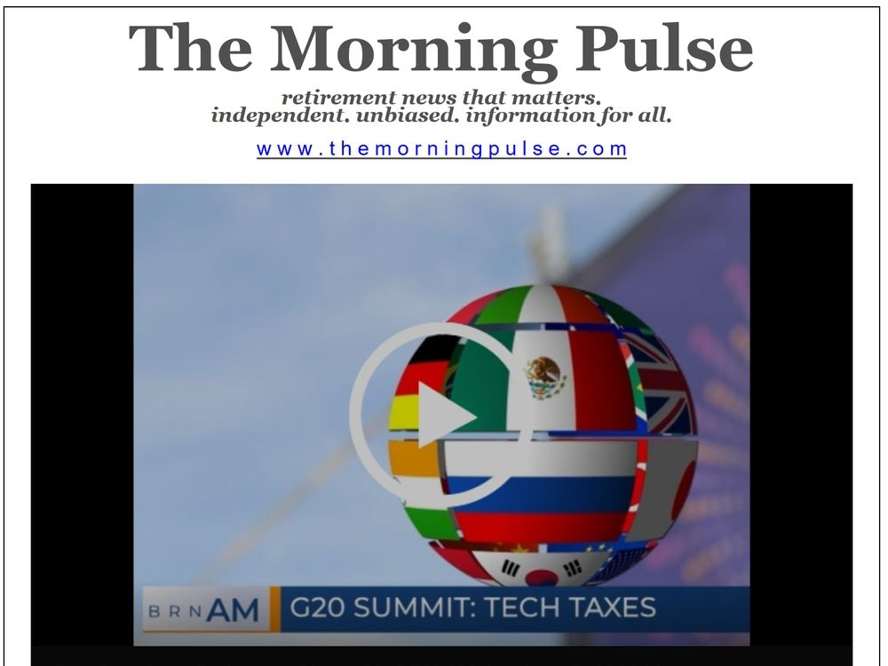 The Morning Pulse – October 15, 2019