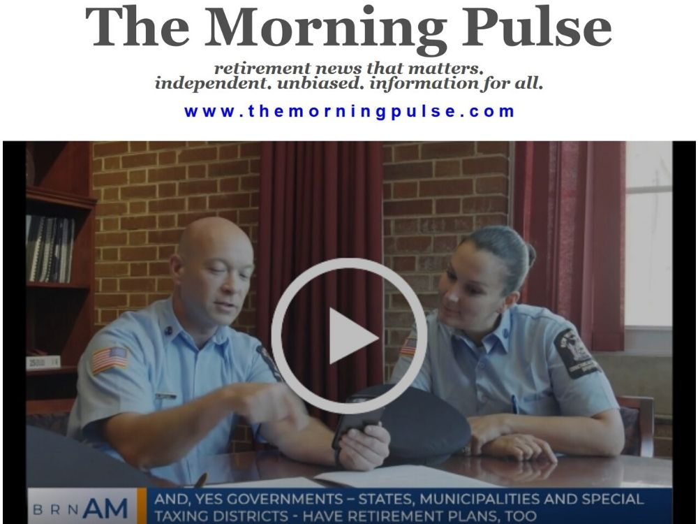 The Morning Pulse – October 30, 2019