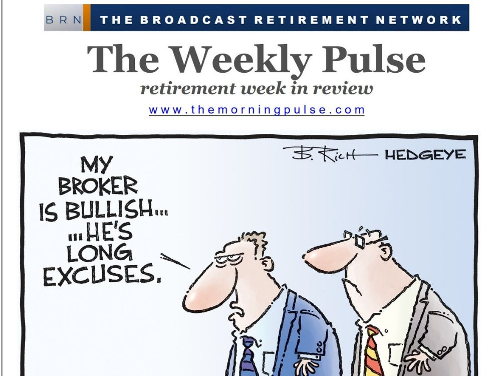 The Weekly Pulse – October 19, 2019