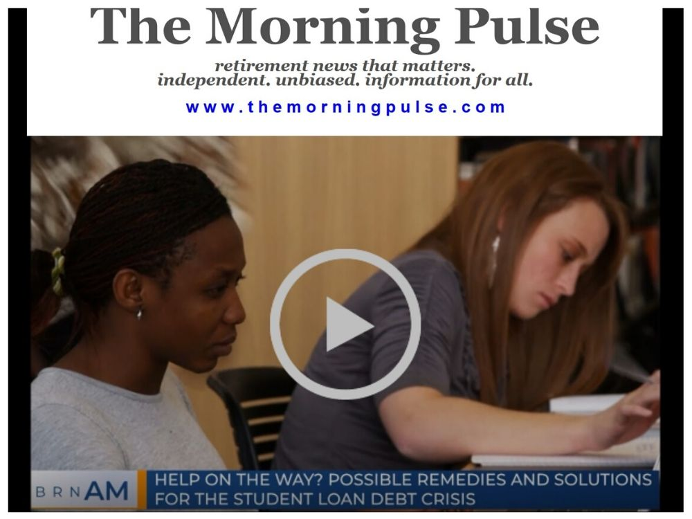The Morning Pulse – October 31, 2019