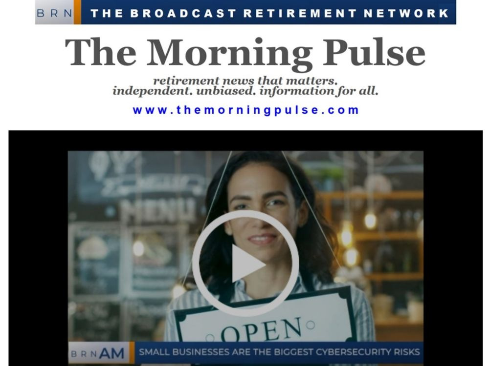 The Morning Pulse – October 18, 2019