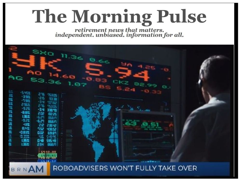 The Morning Pulse – Tuesday, November 19, 2019